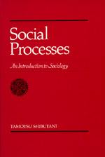 Social Processes by Tamotsu Shibutani