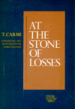 At the Stone of Losses by T. Carmi