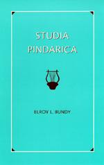 Studia Pindarica by Elroy Bundy