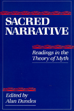 Sacred Narrative by Alan Dundes