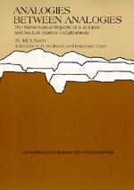 Analogies Between Analogies by S. M. Ulam, A. R. Bednarek, Françoise Ulam