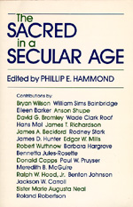 The Sacred in a Secular Age by Phillip E. Hammond