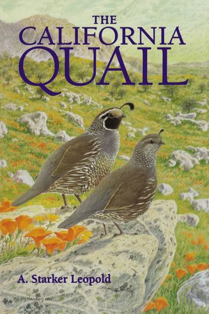 The California Quail by A. Starker Leopold