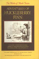 Adventures of Huckleberry Finn by Mark Twain, Walter Blair, Victor Fischer