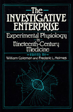 The Investigative Enterprise by William Coleman, Frederic L. Holmes