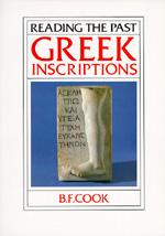 Greek Inscriptions by B. F. Cook