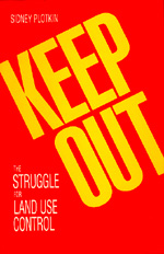 Keep Out by Sidney Plotkin