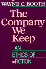 The Company We Keep by Wayne C. Booth