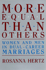 More Equal Than Others by Rosanna Hertz