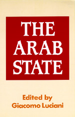 The Arab State by Giacomo Luciani
