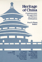 Heritage of China by Paul S. Ropp