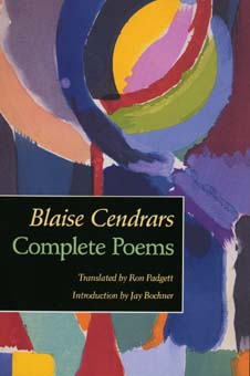 Complete Poems by Blaise Cendrars
