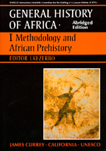 UNESCO General History of Africa, Vol. I, Abridged Edition by Joseph Ki-Zerbo