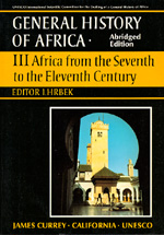 UNESCO General History of Africa, Vol. III, Abridged Edition by M. El Fasi