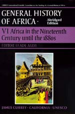 UNESCO General History of Africa, Vol. VI, Abridged Edition by J. F. Ade Ajayi