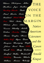 The Voice in the Margin by Arnold Krupat