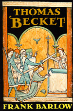 Thomas Becket by Frank Barlow