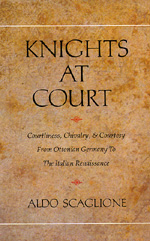Knights at Court by Aldo Scaglione
