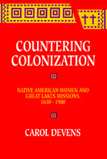 Countering Colonization by Carol Devens