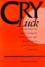 Cry for Luck by Richard Keeling