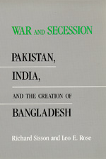 War and Secession by Richard Sisson, Leo E. Rose