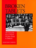 Broken Tablets by Jonathan P. Ribner