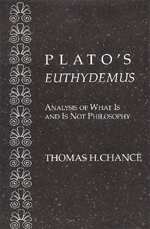 Plato's Euthydemus by Thomas H. Chance