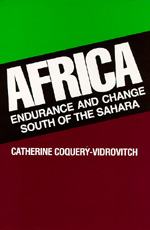 Africa by Catherine Coquery-Vidrovitch