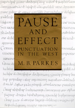Pause and Effect by M. B. Parkes
