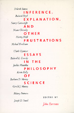 Inference, Explanation, and Other Frustrations by John Earman
