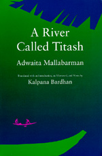 A River Called Titash by Adwaita Mallabarman