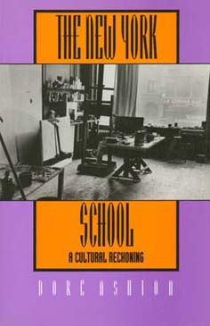 The New York School by Dore Ashton