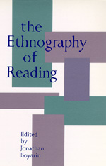 The Ethnography of Reading by Jonathan Boyarin
