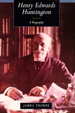 Henry Edwards Huntington by James Thorpe