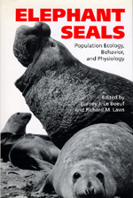 Elephant Seals by Burney J. Le Beouf, Richard M. Laws