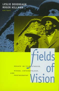 Fields of Vision by Leslie Devereaux, Roger Hillman