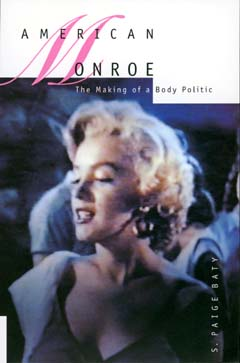 American Monroe by S. Paige Baty