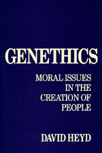 Genethics by David Heyd