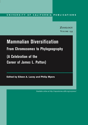 Mammalian Diversification by Eileen A. Lacey, Philip Myers