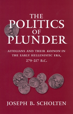 The Politics of Plunder by Joseph B. Scholten