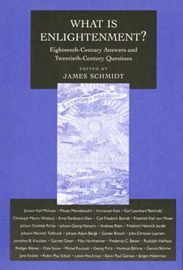 What Is Enlightenment? by James Schmidt