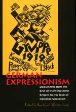 German Expressionism by Rose-Carol Washton Long