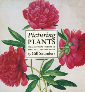 Picturing Plants by Gill Saunders