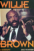 Willie Brown by James Richardson