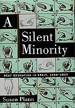 A Silent Minority by Susan Plann