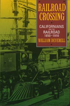 Railroad Crossing by William F. Deverell