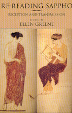 Re-Reading Sappho by Ellen Greene