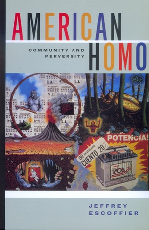 American Homo by Jeffrey Escoffier