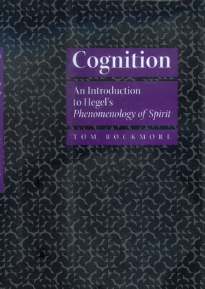 Cognition by Tom Rockmore