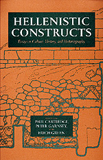 Hellenistic Constructs by Paul Cartledge, Peter Garnsey, Erich S. Gruen